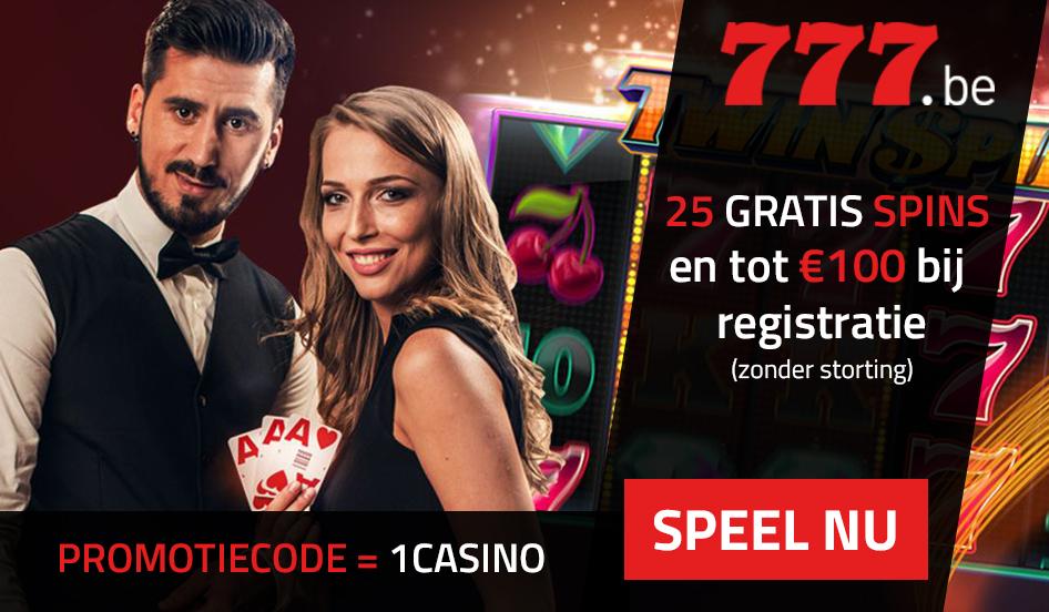 casino777 promotiecode 2017
