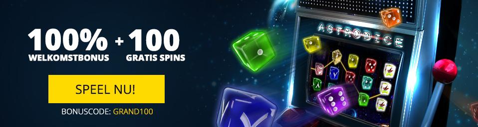 Grandgames bonus code