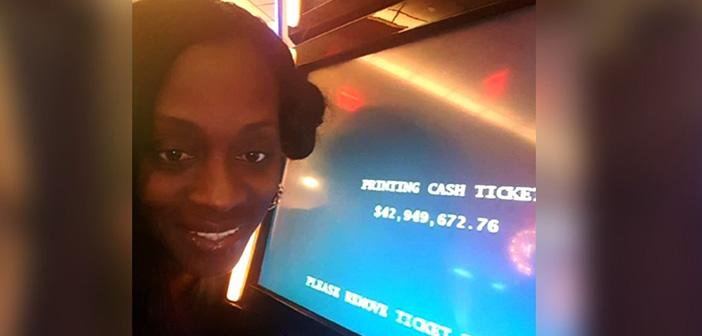 Dame wint Mega Jackpot van 38 miljoen maar krijgt een biefstuk