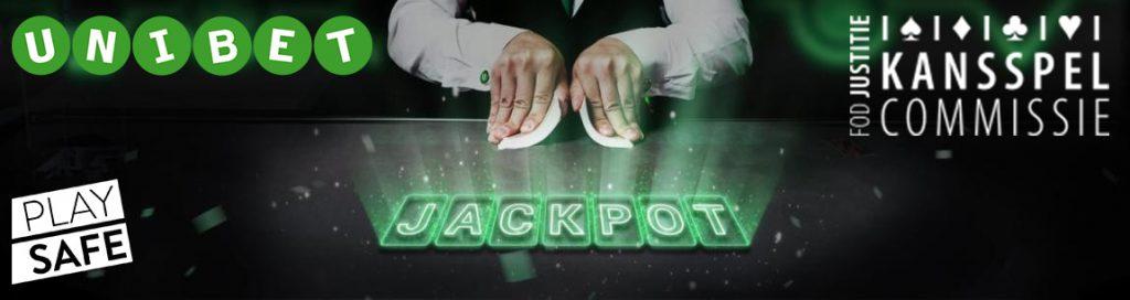 Win €7.000 bij Unibet Live Casino