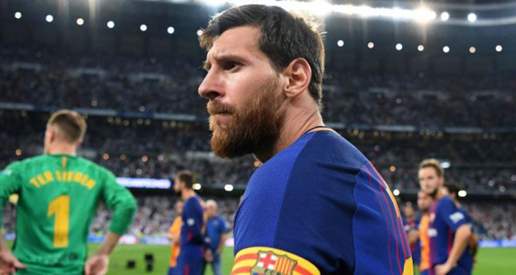 FC Barcelona dreigt uit de Champions League te worden gezet