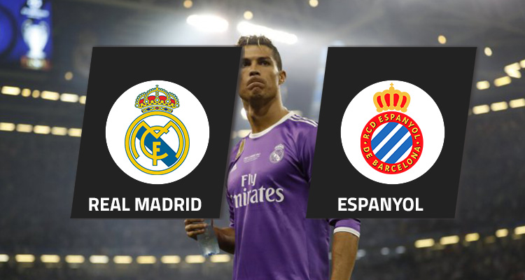 Real Madrid - Espanyol Live Stream