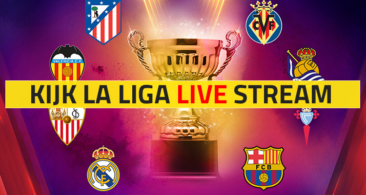 La Liga Live Streaming
