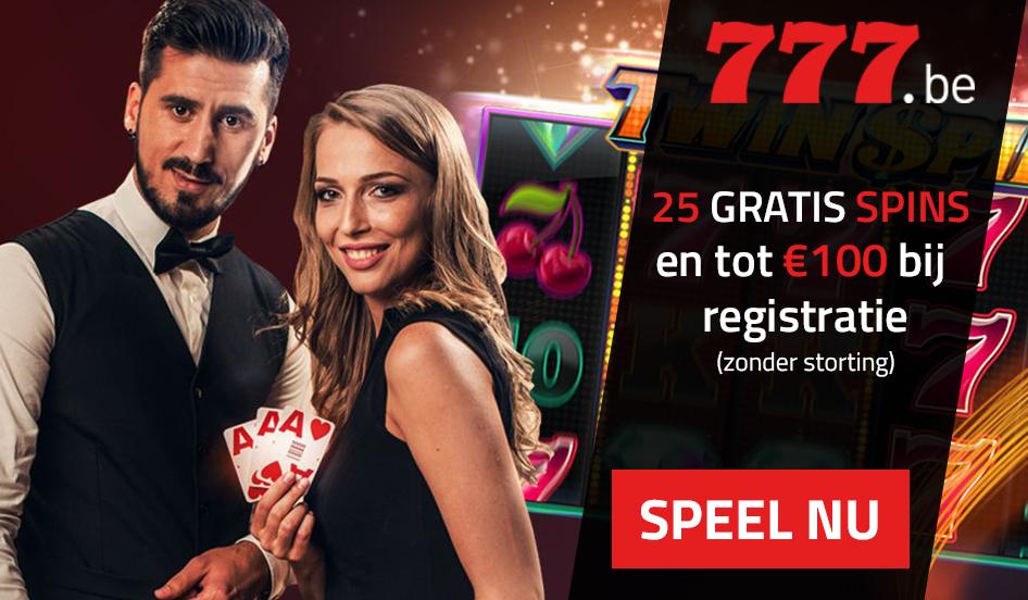 casino777 gratis spins
