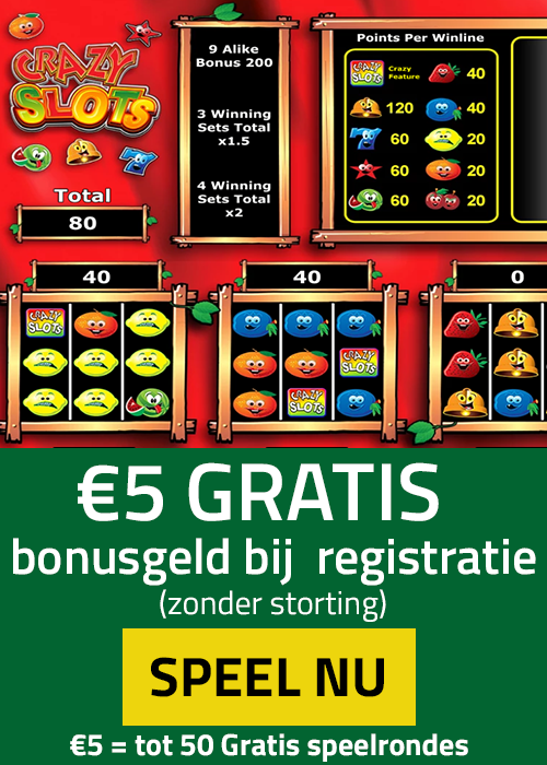 crazy slots mobile