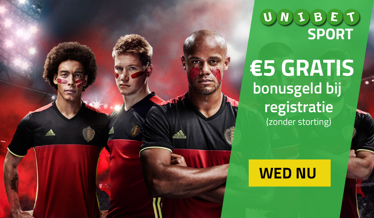 Bookmakers wk 2018
